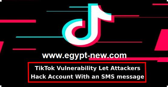عيوب TikTok --الهامة تتيح للمتسللين اختراق أي حساب TikTok مع رسالة نصية قصيرة - فيديو تجريبي للهجوم