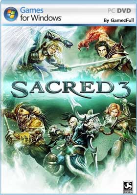 Sacred 3 Complete Edition PC [Full] Español [MEGA]