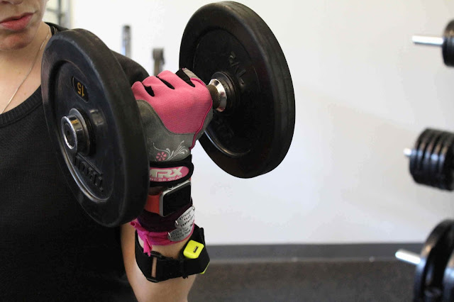 beast sensor wearables wearable tech lifting weights power