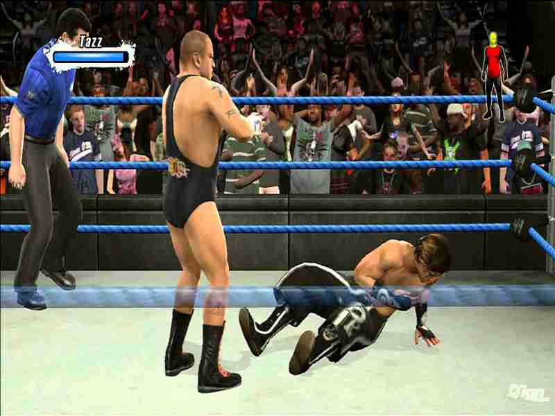 wwe free games  smackdown vs raw 2009 for pc