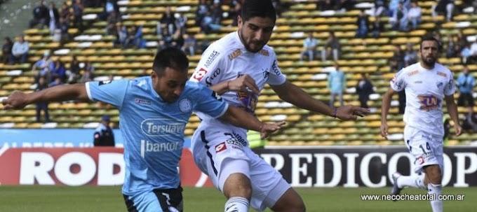 Quilmes salvó el empate ante Belgrano