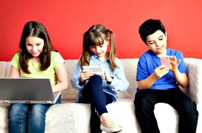 Health problems in children due to the use of technological devices