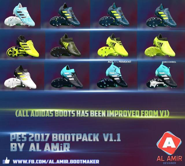 Boots Assignments PES 2017