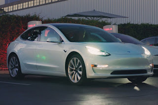 The New Tesla Model 3 Review