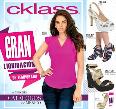 Catalogo Cklass Remate Total 2017