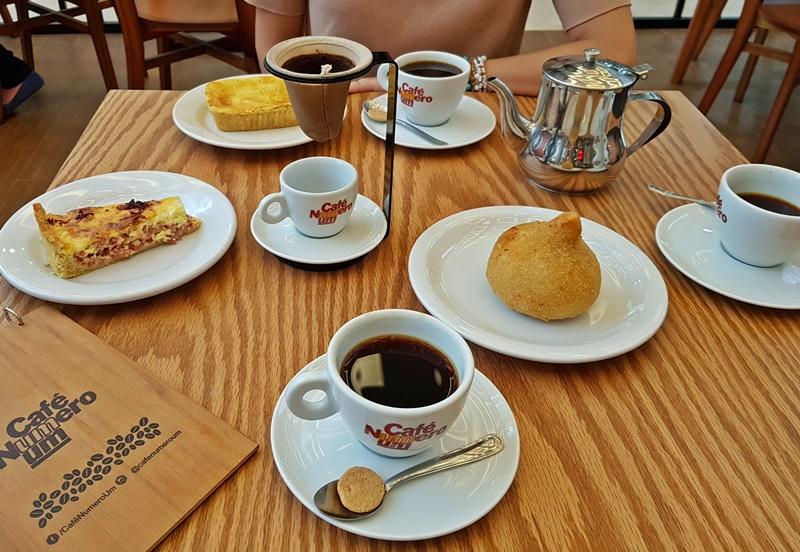 Cafeteria em Vitória