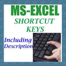 Excel Shortcuts 2007 Pdf
