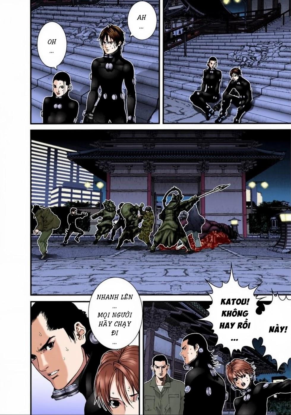 Gantz Chap 68: Đổ bộ trang 11