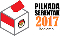 Pilkada / Pilbup Boalemo 2017