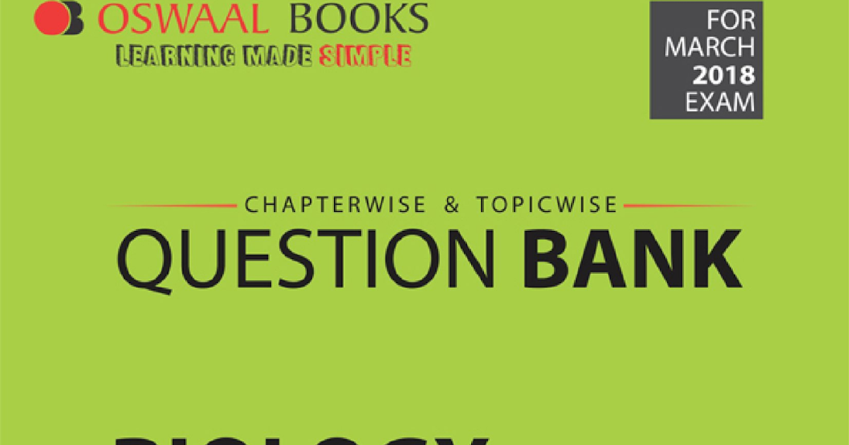 biology question bank for class 11 pdf