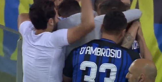 Lazio Inter le pagelle: Milinkovic e Icardi protagonisti. De Vrij decide