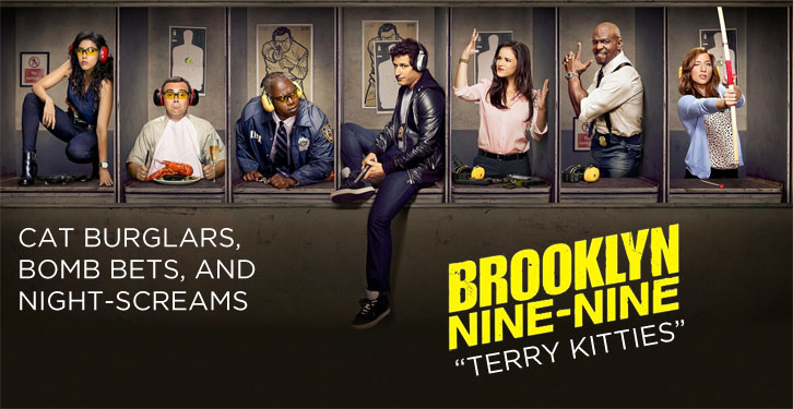 Brooklyn Nine-Nine - Terry Kitties - Review
