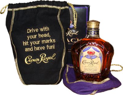 personalized crown royal