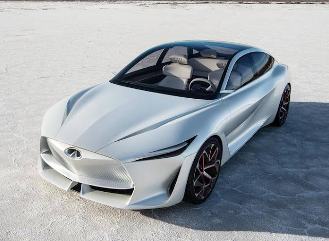 Infiniti presents the Q inspiration concept, you will love it!