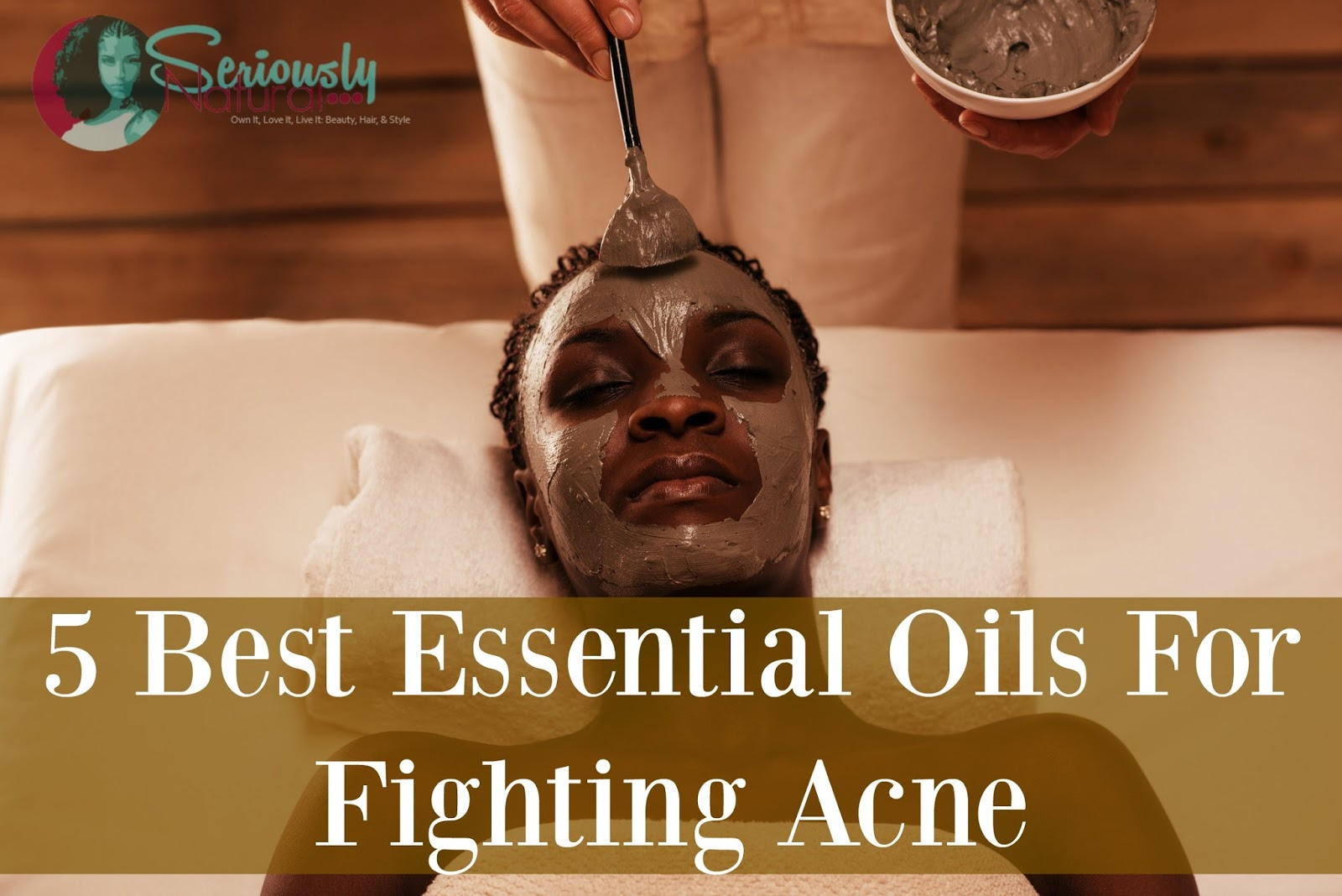 5 Best Essential Oils For Fighting Acne