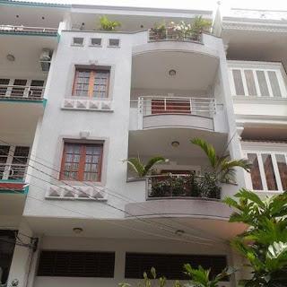 bán nhà mặt tiền Nguyễn Đình Chiểu