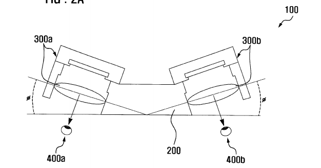 Microdisplays In War and Peace!: SAMSUNG PATENT DETAILS VR HMD