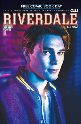 Free Comic Book Day: Riverdale
