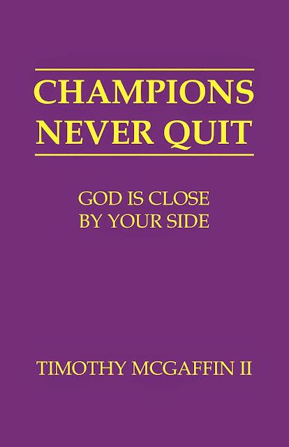 "Buy ""Champions Never Quit"""