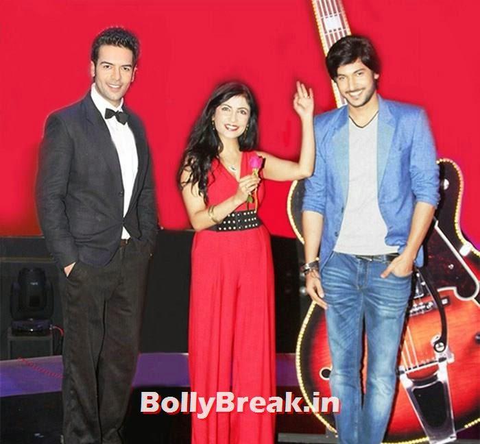 Sanjay Gagnani, Shivin Narang, Sanjay Gagnani, Shivin Narang Pics from the sets of Veera - Ek Veer Ki Ardaas