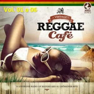Vintage Reggae Cafe Vol 1 a Vol 6 – VA
