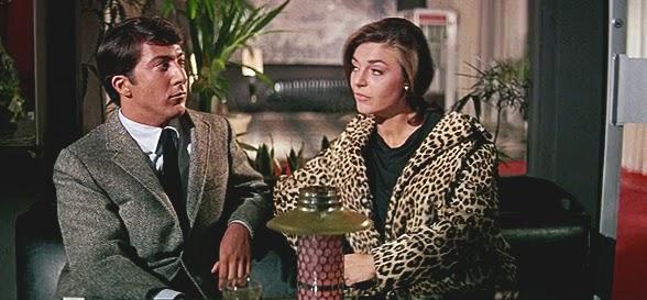 Mrs. Robinson płaszcz w panterkę