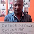 Police arrest man for raping daughter in Lagos (PHOTOS)