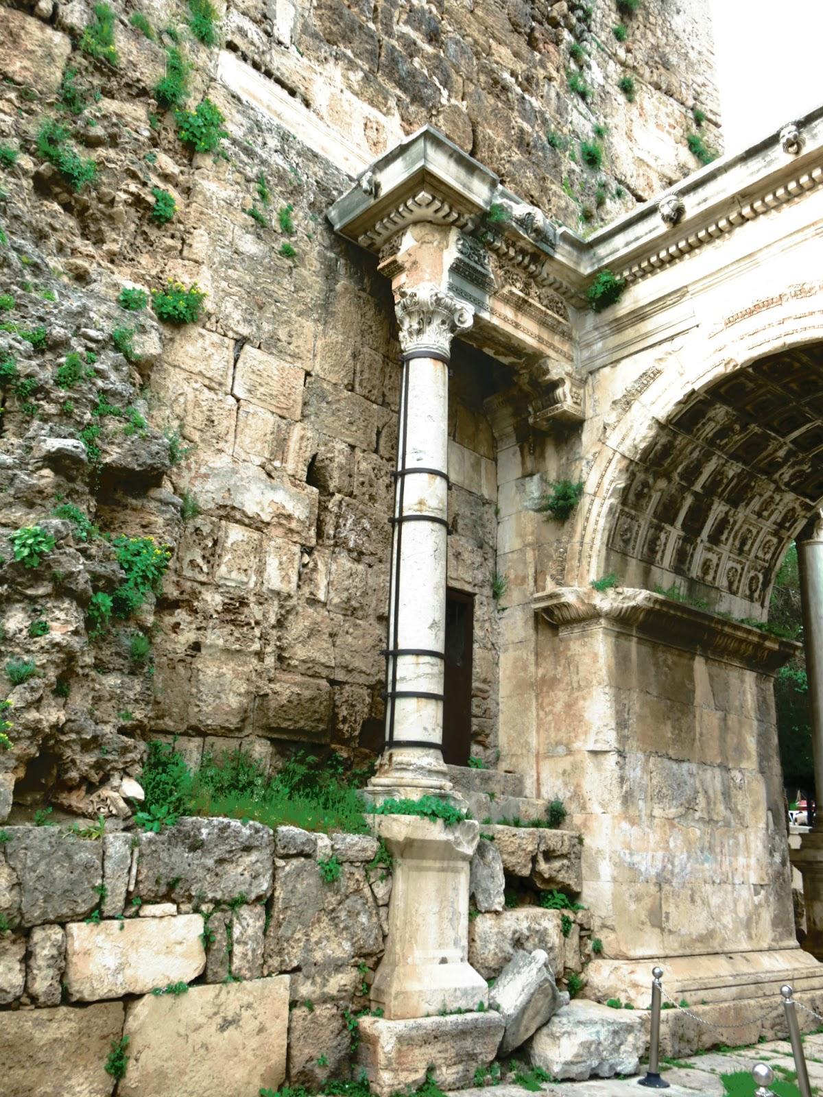 Antalyas gamla stadsdel Kaleiçi