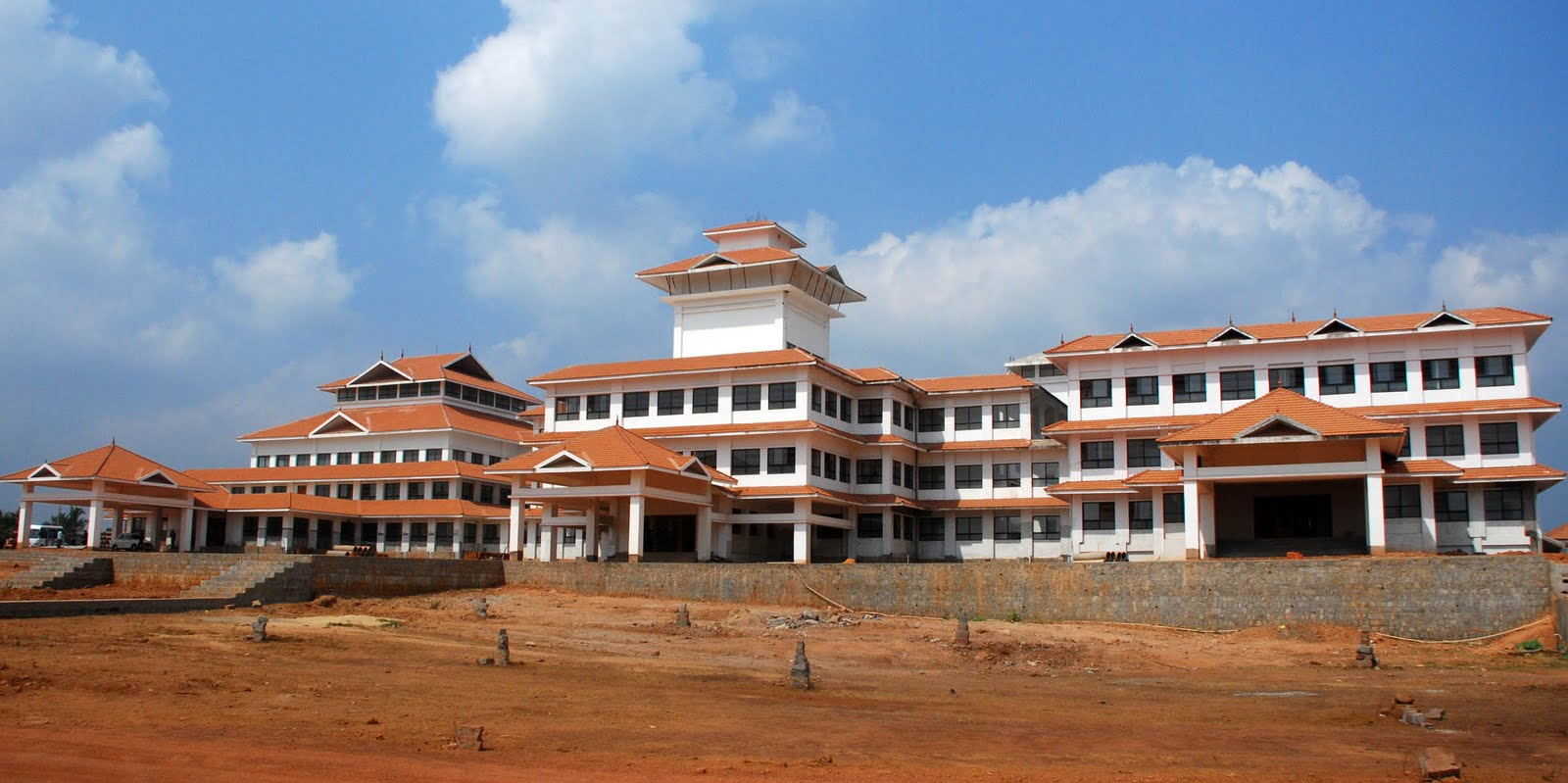 Another dream true udupi dc office complex