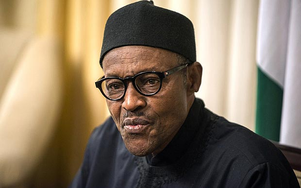 I'm in love with Buhari - PDP governor says