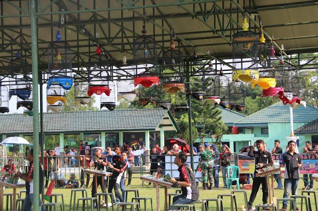 Lomba Kicau Mania Danyon Cup 2 Priangan Timur Berlangsung Meriah