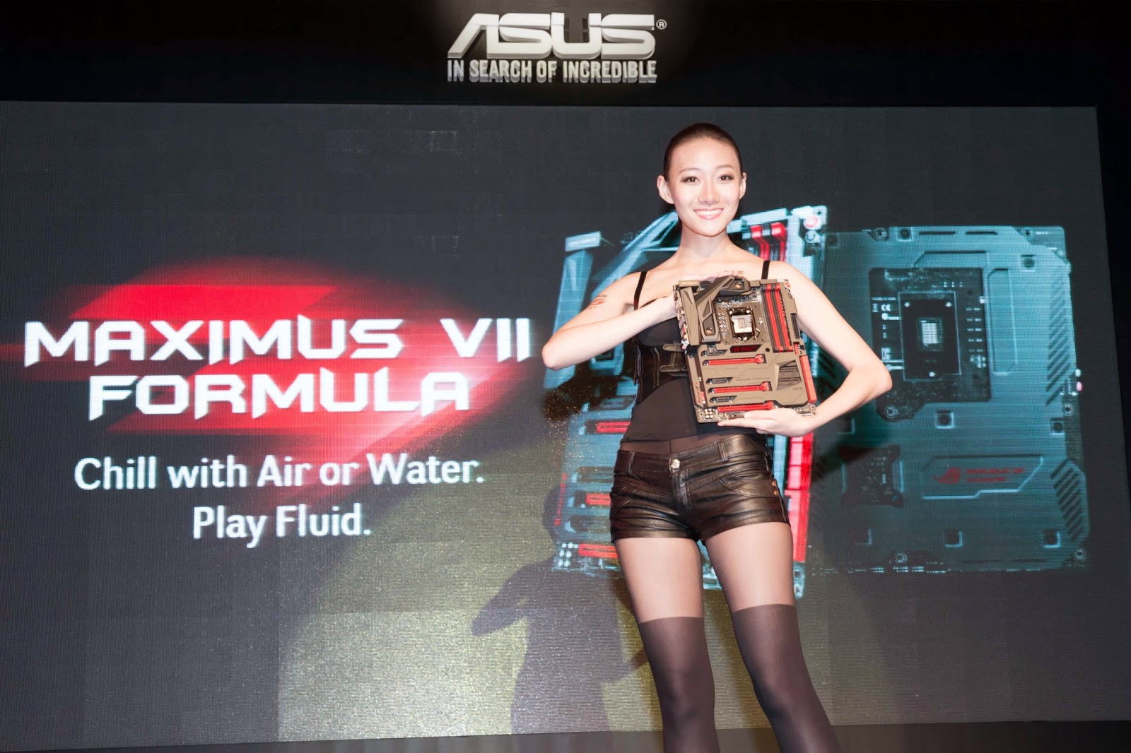 ASUS Republic of Gamers Launches Epic Gaming Equipment at Computex 2014 7