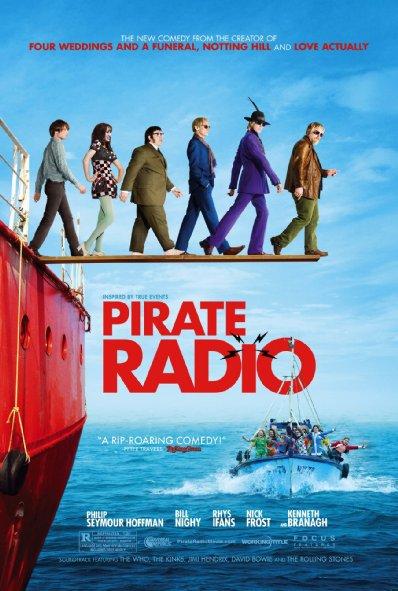 Chiếc Thuyền Âm Nhạc - The Boat That Rocked (Pirate Radio) - 2009