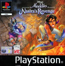 ROMs - Disneys Aladdin (Português) - PS1 - ISOs Download