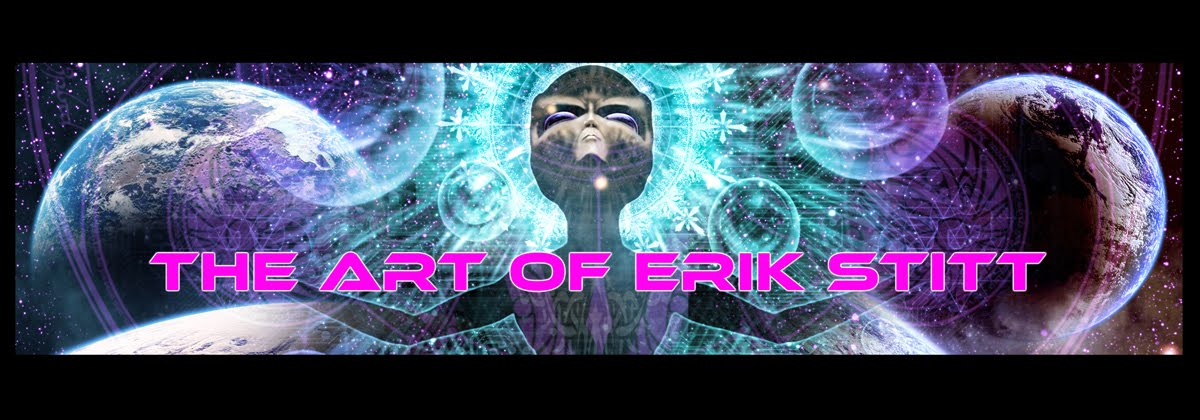 The Art Blog of Erik Stitt