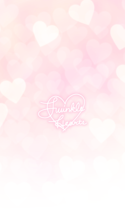 Twinkle Hearts.