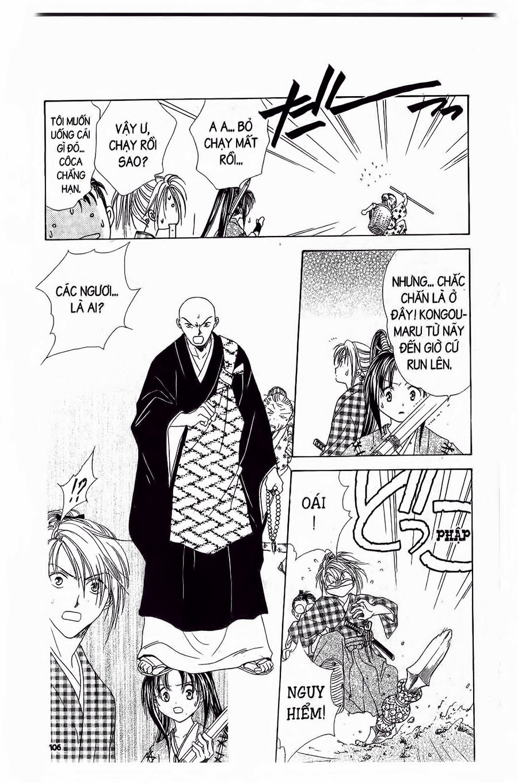 Nước Nhật Vui Vẻ chap 11 - Trang 11