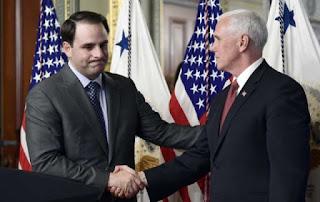 Blog Cuba, Isla Mía El nuevo embajador USA en la OEA