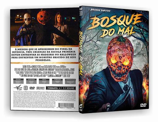 DVD-R Bosque do Mal – AUTORADO