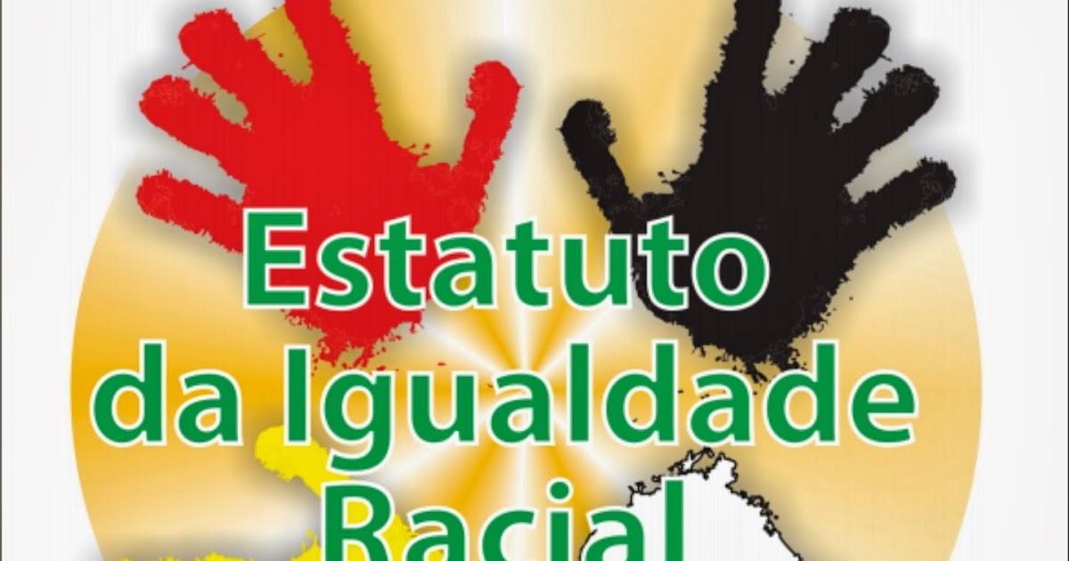 Ebook Grátis - Estatuto da igualdade Racial