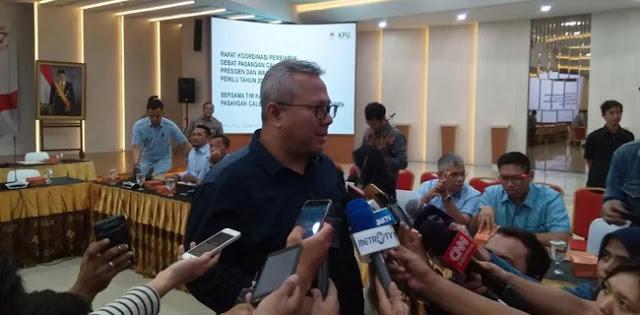 KPU: Cuitan Andi Arief Hanya Informasi Tambahan Pelaporan