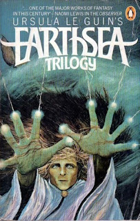 """The Earthsea Trilogy"" - Ursula K. Le Guin"