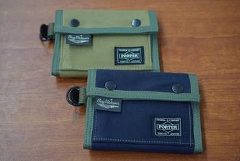 Buzz Rickson's x PORTER Wallet
