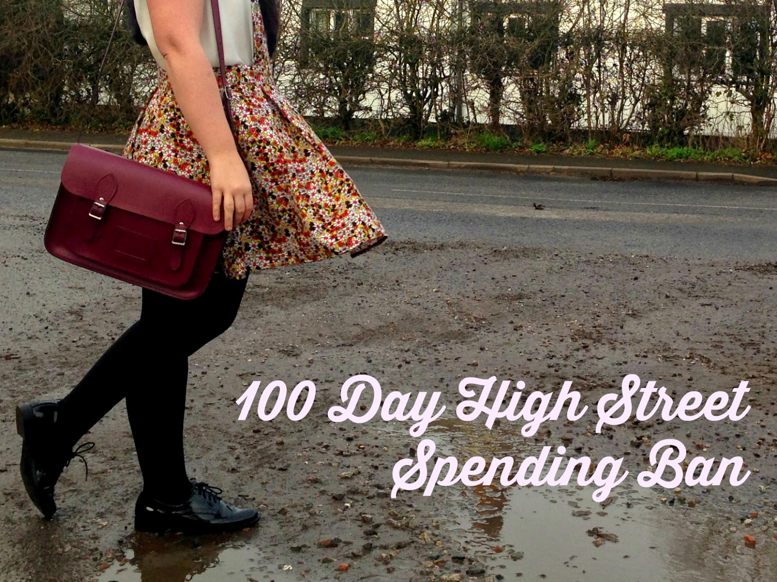 100 DAY HIGH STREET BAN :: REDUCE, REUSE, RECYCLE