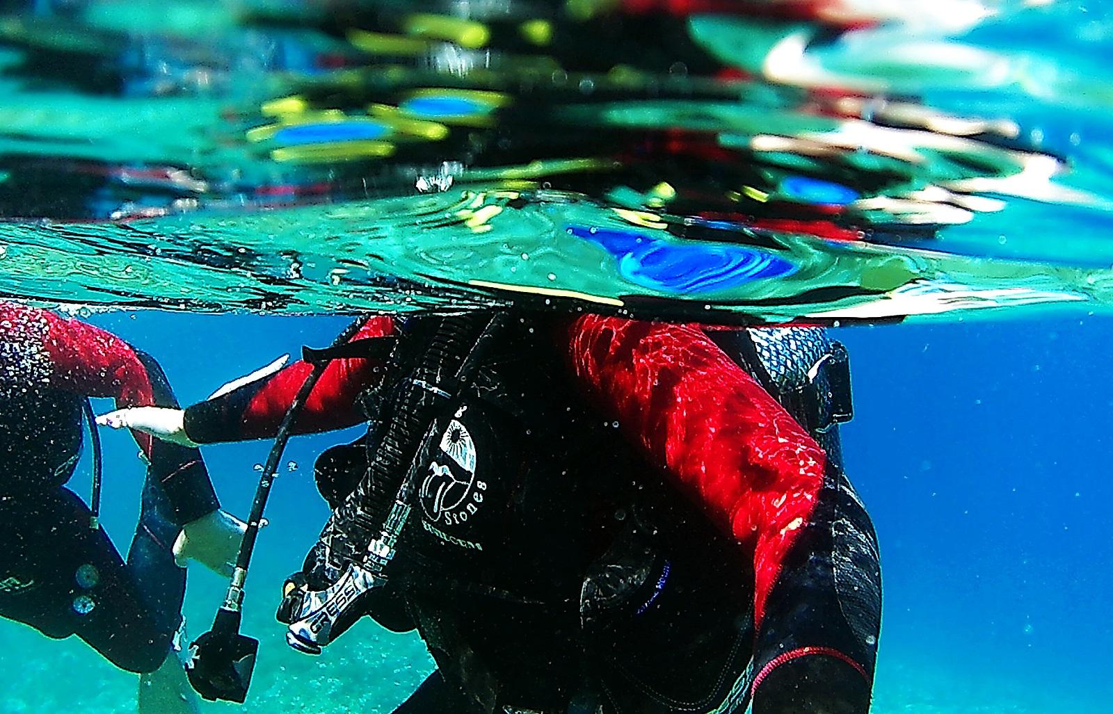 Jak zacząć nurkować - PADI OWD