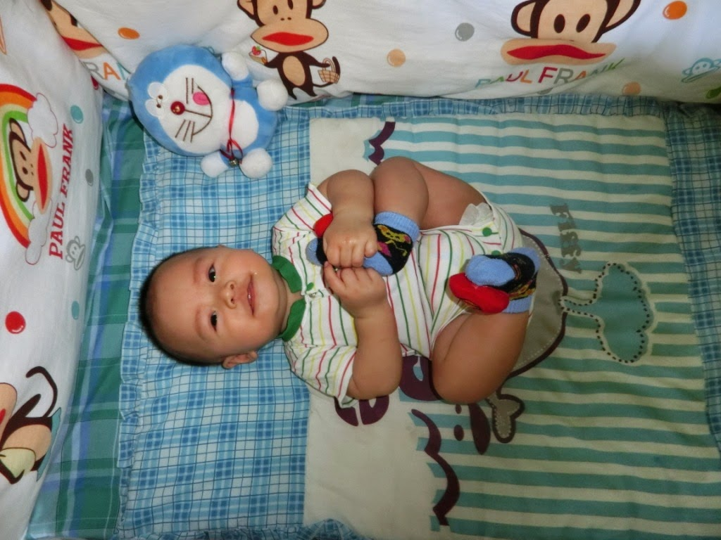 lil'Amin 5 months old
