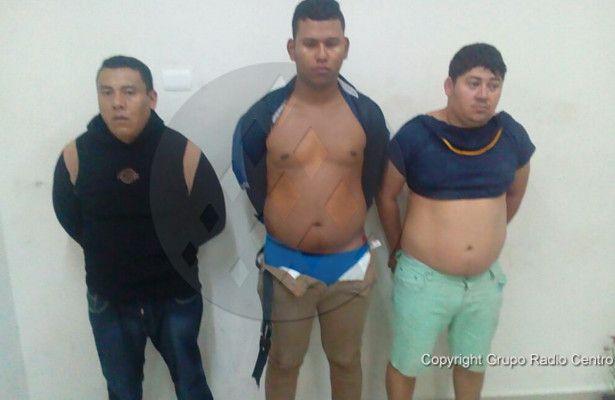 Tres detenidos por ataque a discoteca Blue Parrot, ubicada en Playa del Carmen.