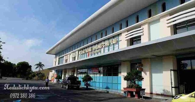 Sân bay Chu Lai ở đâu? Từ Sân bay Chu Lai đi Lý Sơn như thế nào?