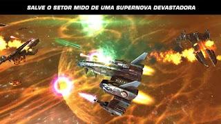 Galaxy on Fire 2 HD Apk Mod Dinheiro Infinito