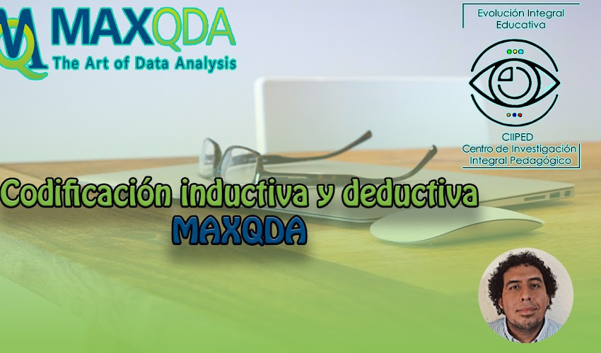 Codificación inductiva y deductiva con MAXQDA (Investigación cualitativa)